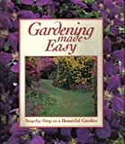 echange, troc . - Gardening Made Easy: Step-By-Step To a Beautiful Garden (12 parts in 4 Volumes)