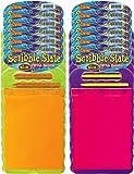 Ja-Ru Neon Scribble Slate (Party Favor Bundle Pack of 12)