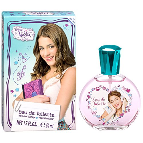 Disney, Violetta, Eau de Toilette, 50 ml