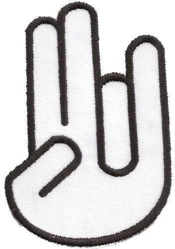 schocker-hand-shocker-hand-two-squirt-one-dirt-auto-finger-sticker-aufnaher