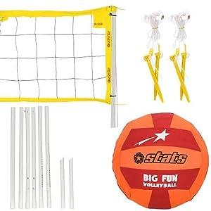 Stats Big Fun VolleyBall Set