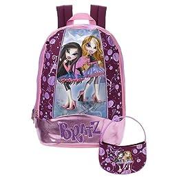 c00124bb1e Kids Backpacks from Bratz   Hannah Montana at Target School Kids