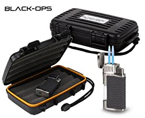 Black-Ops: Stealth Box and Alpha Torch Lighter Kit