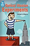img - for No-Sweat Science : Optical Illusion Experiments book / textbook / text book