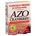 AZO Cranberry Urinary Health Formula, 50 ct.