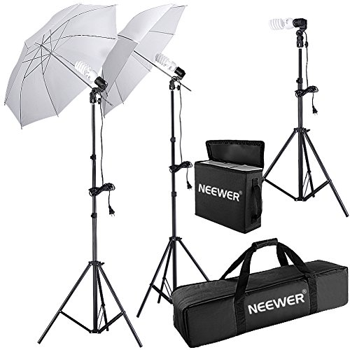 Neewer-600W-5500K-Photo-Studio-Day-Light-Umbrella-Continuous-Lighting-Kit-for-ProductPortrait-and-Video-Shoot-Photography