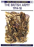 img - for The British Army 1914-18 (Men-at-Arms) by Donald Fosten (1978-10-26) book / textbook / text book