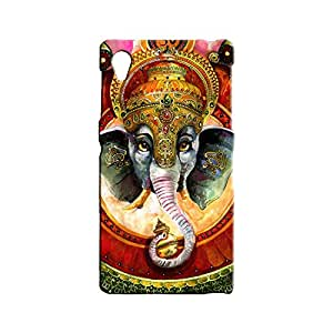 G-STAR Designer 3D Printed Back case cover for Sony Xperia Z1 - G4913