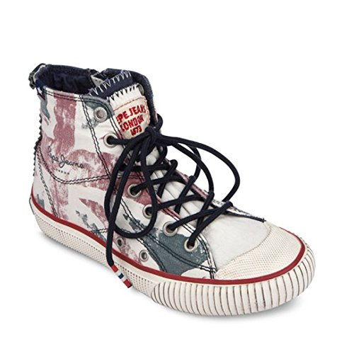 Pepe Jeans London INDUSTRY JACK BOOT Jungen Hohe Sneakers