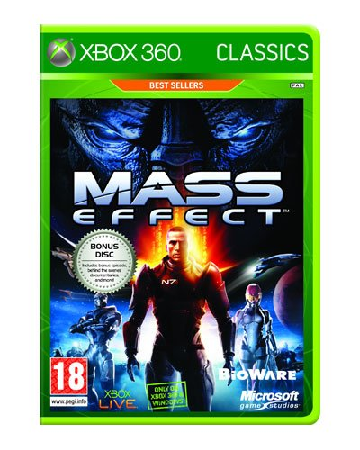 Microsoft Mass Effect