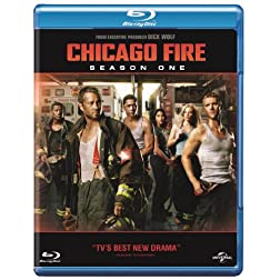 Chicago Fire: Season 1 [Blu-ray]