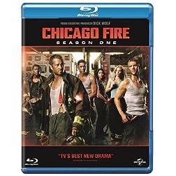 Chicago Fire: Season 1 [Blu-ray]