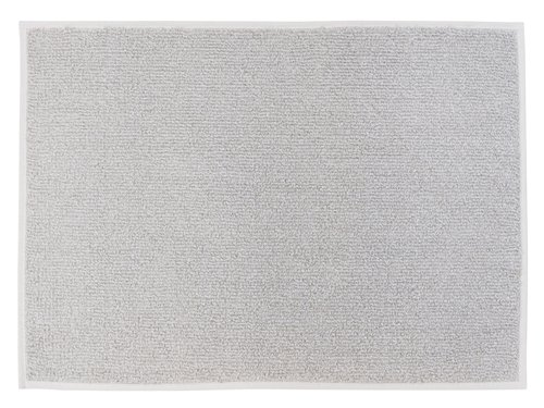 calmland 無地 リネン バスマット M ベージュ 約50×70cm