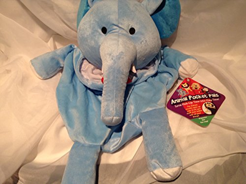 Elephant Animal Pocket Pals *Organize the Fun Way*