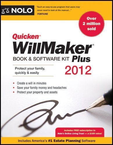quicken-willmaker-plus-2012-edition-book-software-kit-by-editors-of-nolo-2011-11-16