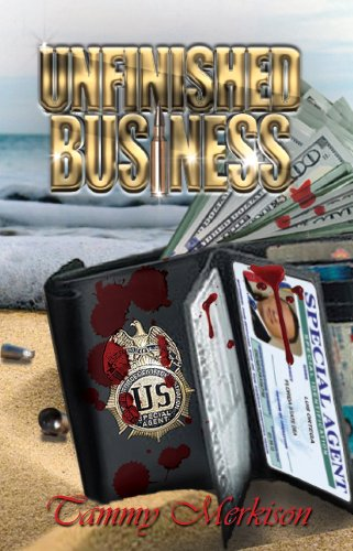 Book: Unfinished Business by Tammy Merkison