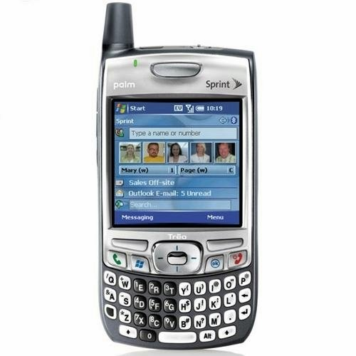 Palm Treo 700wx GOOD Condition Windows Mobile PDA Cell Phone for Sprint