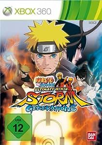 Naruto Shippuden: Ultimate Ninja Storm Generations (inkl. Booster-Pack)