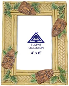 YTC Summit Tiki Picture Frame