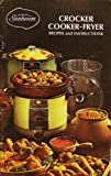 img - for Sunbeam Crocker Cooker-fryer Recipes and Instructions Owner's Manual book / textbook / text book