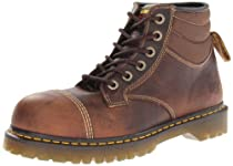 Big Sale Best Cheap Deals Dr. Martens Men's Lyall ST Work Boot,Tan/Brown,9 UK/10 M US