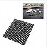 Amazon.co.jp車のダッシュボード非スリップダッシュマットパッドホルダー - グリップ電話キーがモバイルメガネ
