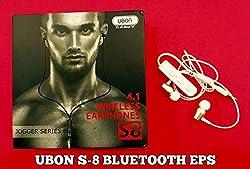 Ubon S8 Wireless Earphone - Joggers series