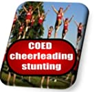 COED cheerleading stunting instructio...