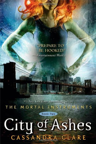 Cover of City of Ashes (The Mortal Instruments, Book 2)