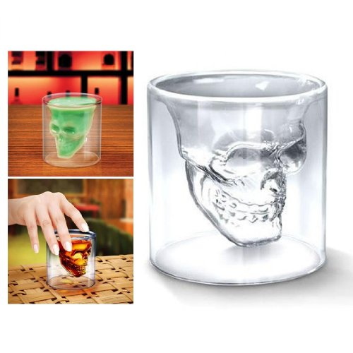 4x-verre-alcool-tete-mort-head-shot-skull-crystal-glass-crane-cristal-coupe-vodka-verrerie