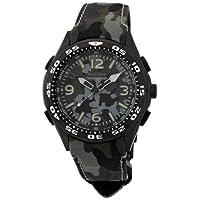 [リコー]RICOH 腕時計 コマンダー・リマインダー 電磁誘導充電式 アナログ表示 バイブレーションアラーム機能 グレー 660102-94 メンズ