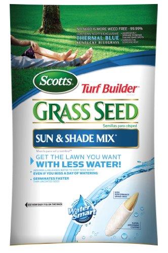 Scotts 18121 Turf Builder Sun & Shade Grass Seed 7-Pound Bag