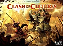 Clash of Cultures Board Game