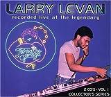 echange, troc Larry Levan - Live At The Legendary Paradise Garage