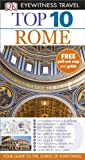 img - for DK Eyewitness Top 10 Travel Guide: Rome book / textbook / text book