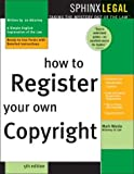 516X2PTX2WL. SL160  How to Register Your Own Copyright, 5E