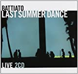 Last Summer Dance Live by Battiato, Franco [Music CD]
