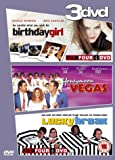 The Birthday Girl/Honeymoon In Vegas/Lucky Break [DVD]