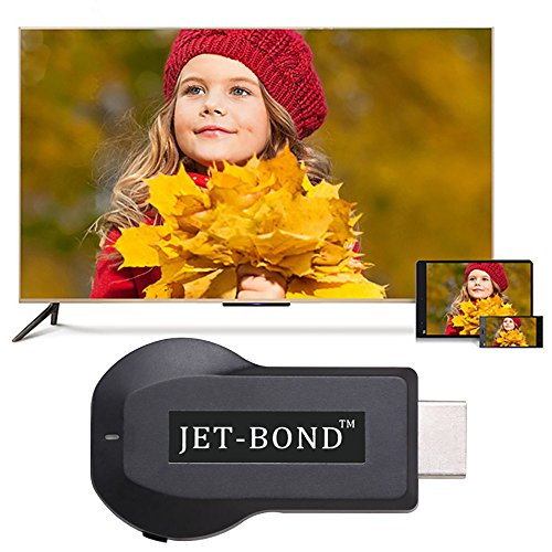 Jet-Bond(TM) YZD-0852 Wireless TV Dongle for iPhone, iPad, Mac, Airplay Widi Adapter Receiver Compatible for DLNA, HDMI 1080P iOS (Wireless Adapter For Direct Tv compare prices)