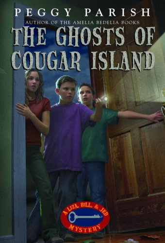 The Ghosts of Cougar Island Liza, Bill & Jed Mysteries) PDF Download Free