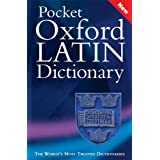 Pocket Oxford Latin Dictionaryby James Morwood