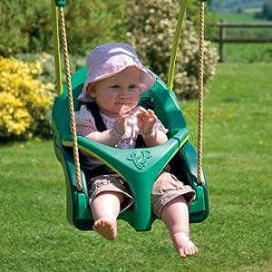 Tp999 quadpod toys games for Baby garden swing amazon