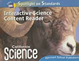 img - for Harcourt School Publishers Science California: Interactive Science Cnt Reader Reader Student Edition Science 08 Grade 5 (S.O.S. Spotlight on Standards!) book / textbook / text book