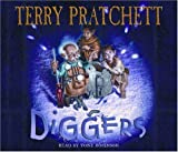 Terry Pratchett Diggers: The Second Book of the Nomes (Nomes Trilogy)