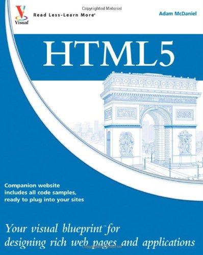 HTML5 0470952229 pdf