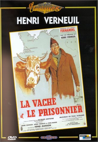 La Vache et le prisonnier [Francia] [DVD]
