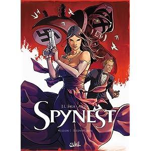 Spynest, Tome 1 : Mission1 : Birdwatchers