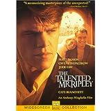 The Talented Mr. Ripley ~ Matt Damon