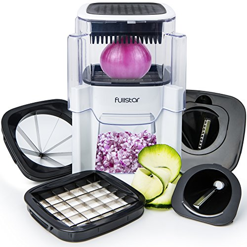 Fruit Vegetable Cutter Dicer Chopper