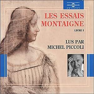 Les Essais Audiobook